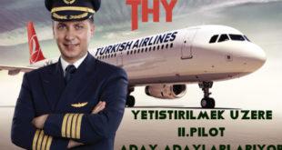 Yetiştirilmek Üzere II.Pilot Aday Adaylarının Dikkatine